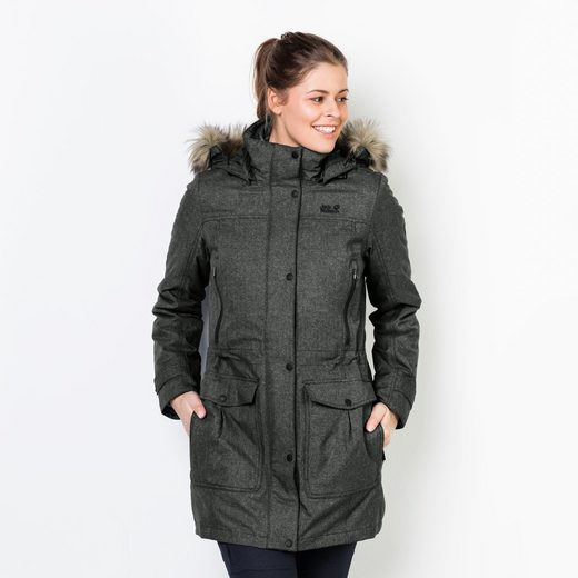 Jack Wolfskin 3-in-1-Funktionsmantel MAJESTIC PEAKS