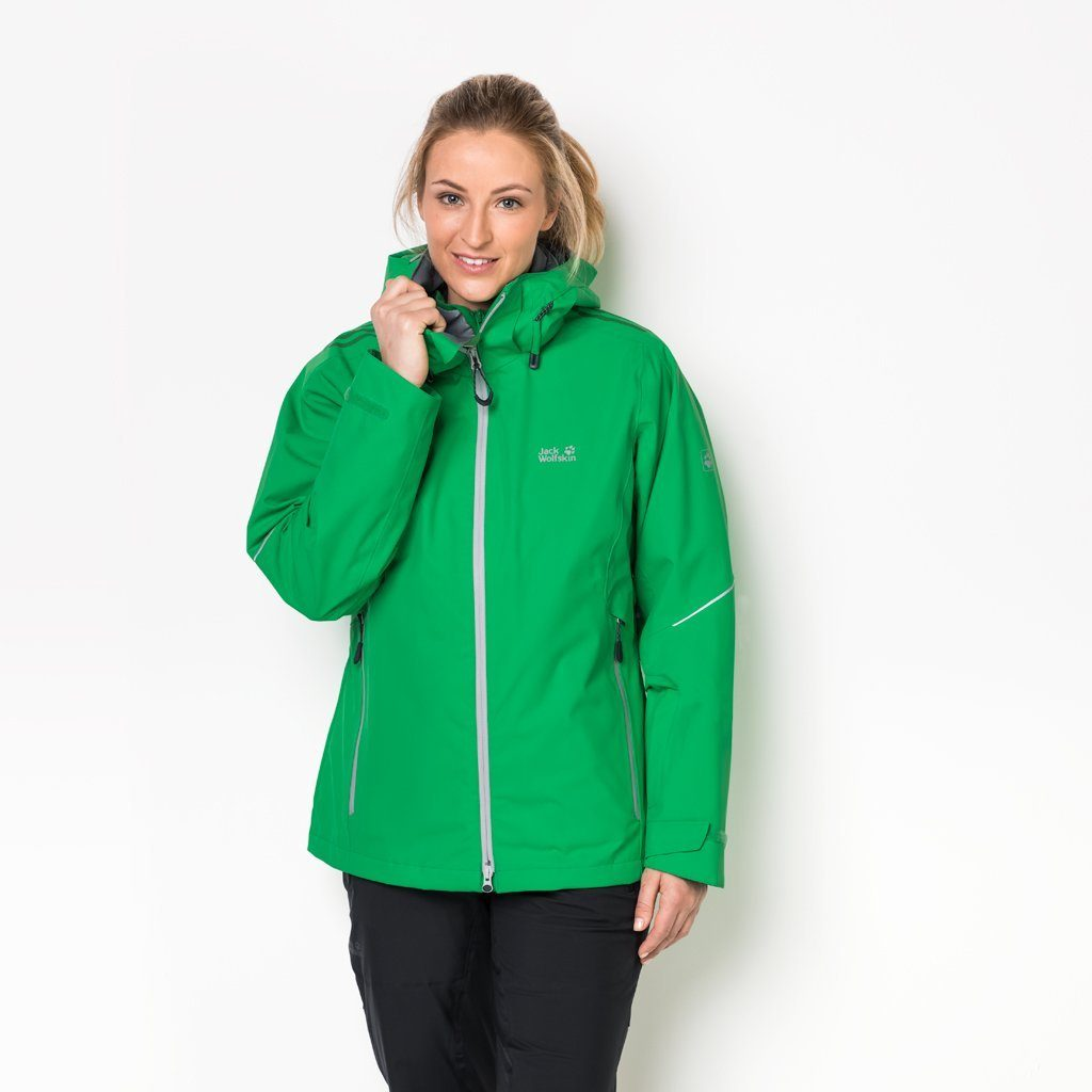 Jack Wolfskin 3 in 1 Funktionsjacke »EXOLIGHT 3IN1 WOMEN« online kaufen | OTTO