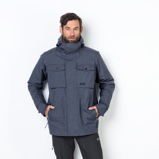 Jack Wolfskin 3-in-1-Funktionsjacke PACIFIC RIM