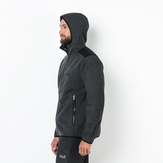 Jack Wolfskin Fleecejacke EDMONTON JACKET MEN