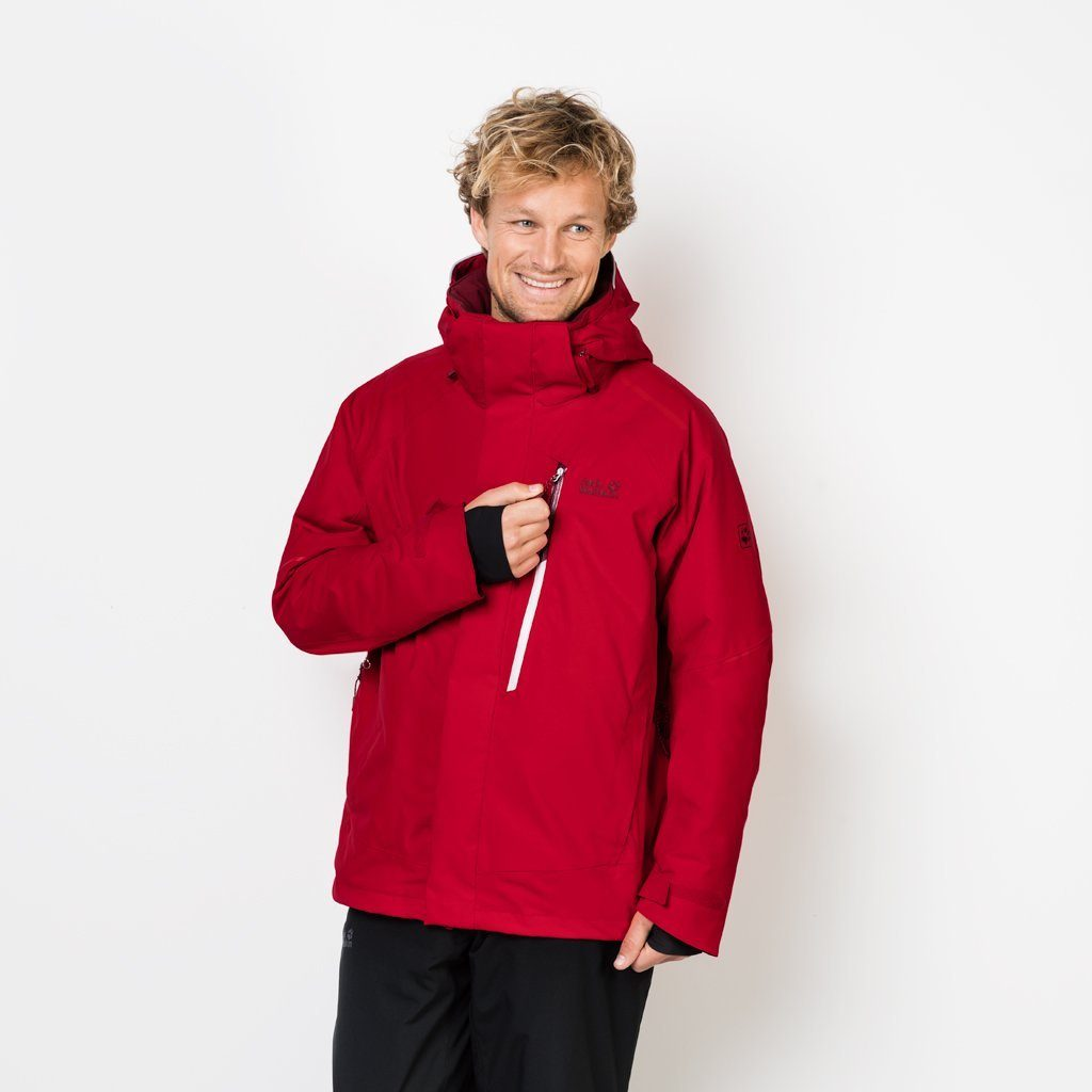 Jack Wolfskin Skijacke »EXOLIGHT ICY JACKET MEN« | OTTO