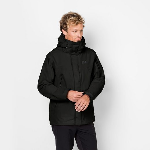 Jack Wolfskin 3-in-1-Funktionsjacke CASCADE MOUNTAIN
