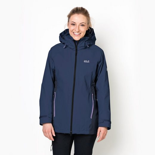 Jack Wolfskin 3-in-1-Funktionsjacke COLORADO FLEX 3IN1