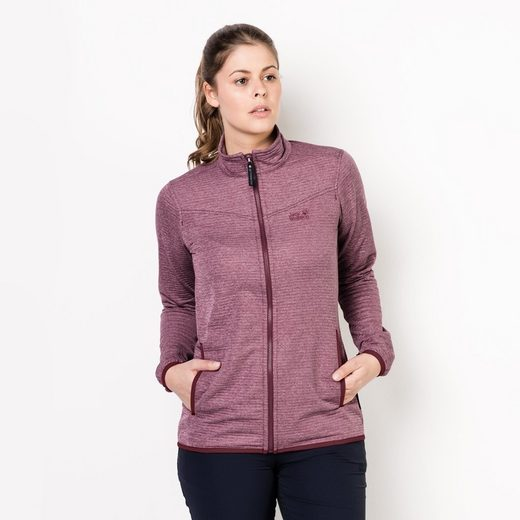 Jack Wolfskin Fleecejacke TONGARI JACKET WOMEN