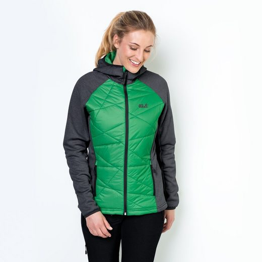 Jack Wolfskin Trainingsjacke SKYLAND CROSSING WOMEN