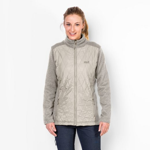 Jack Wolfskin Outdoorjacke CARIBOU CROSSING ALTIS WOMEN