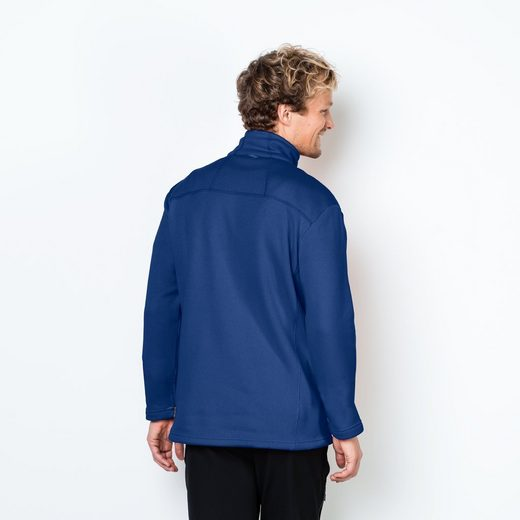 Jack Wolfskin Fleecejacke Castle Rock Jacket