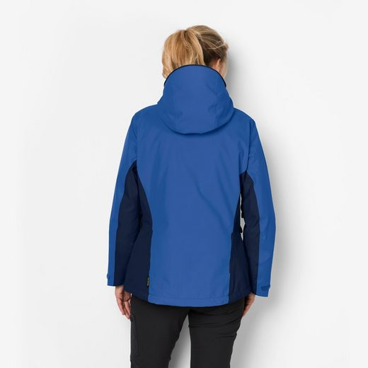 Jack Wolfskin Skijacke EXOLIGHT BASE JACKET WOMEN