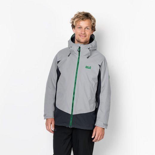 Jack Wolfskin Skijacke Exolight Base Jacket Men