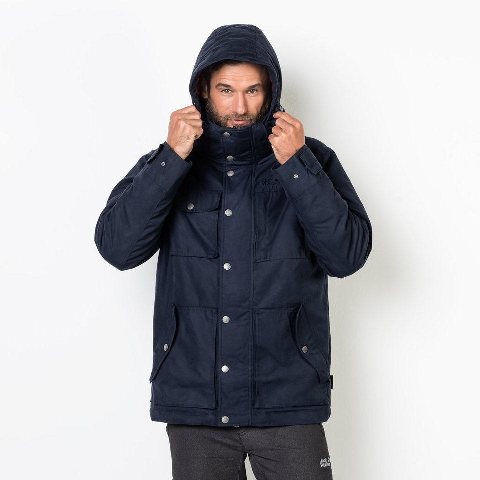 low priced d98cf a60a1 Jack Wolfskin Winterjacke »FORT NELSON JACKET« | OTTO