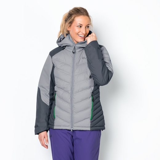 Jack Wolfskin Daunenjacke EXOLIGHT DOWN JACKET WOMEN