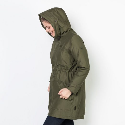 Jack Wolfskin Winterjacke ROCKY POINT PARKA