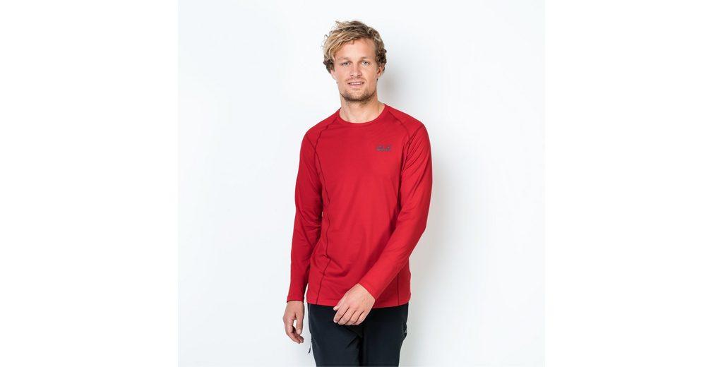 Neueste Online Jack Wolfskin Funktionsshirt HOLLOW RANGE LONGSLEEVE MEN Spielraum Echt Original Zum Verkauf otk1Ho