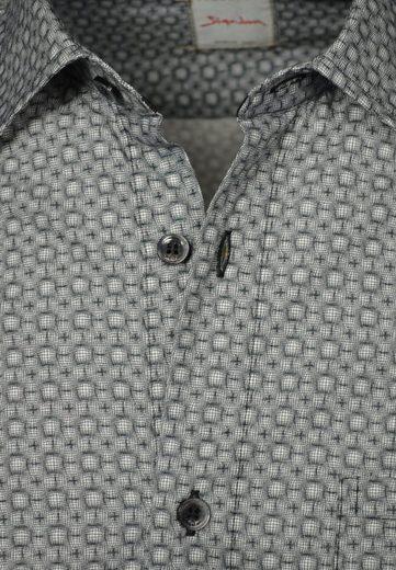 Signum ICON Hemd mit fein gezeichnetem Druck