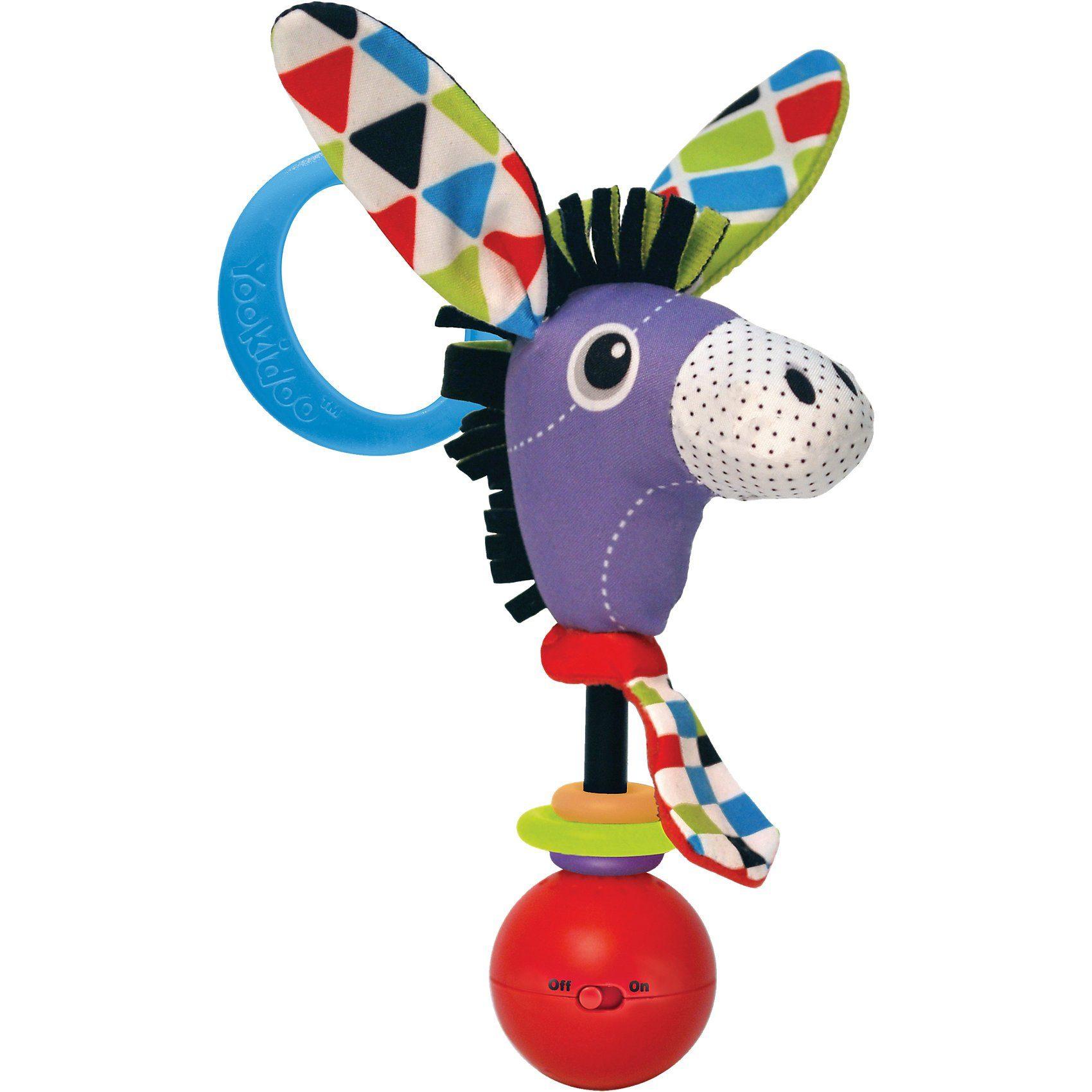 Yookidoo Lustige Rassel Esel