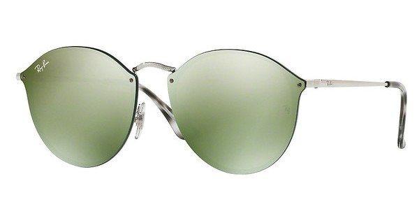 Ausverkauf suchen Räumungspreis genießen Rayban Damen Sonnenbrille »Blaze Round RB3574N«   OTTO