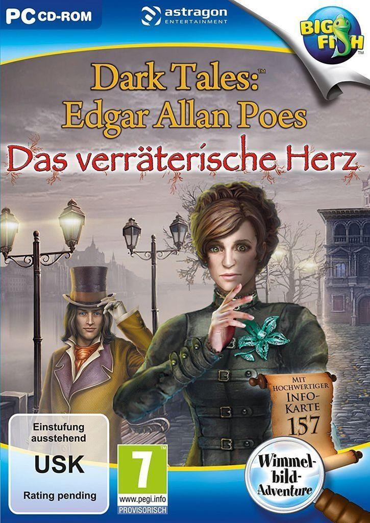 Astragon PC - Spiel »Dark Tales: Edgar Allan Poes Das verräterische Her«