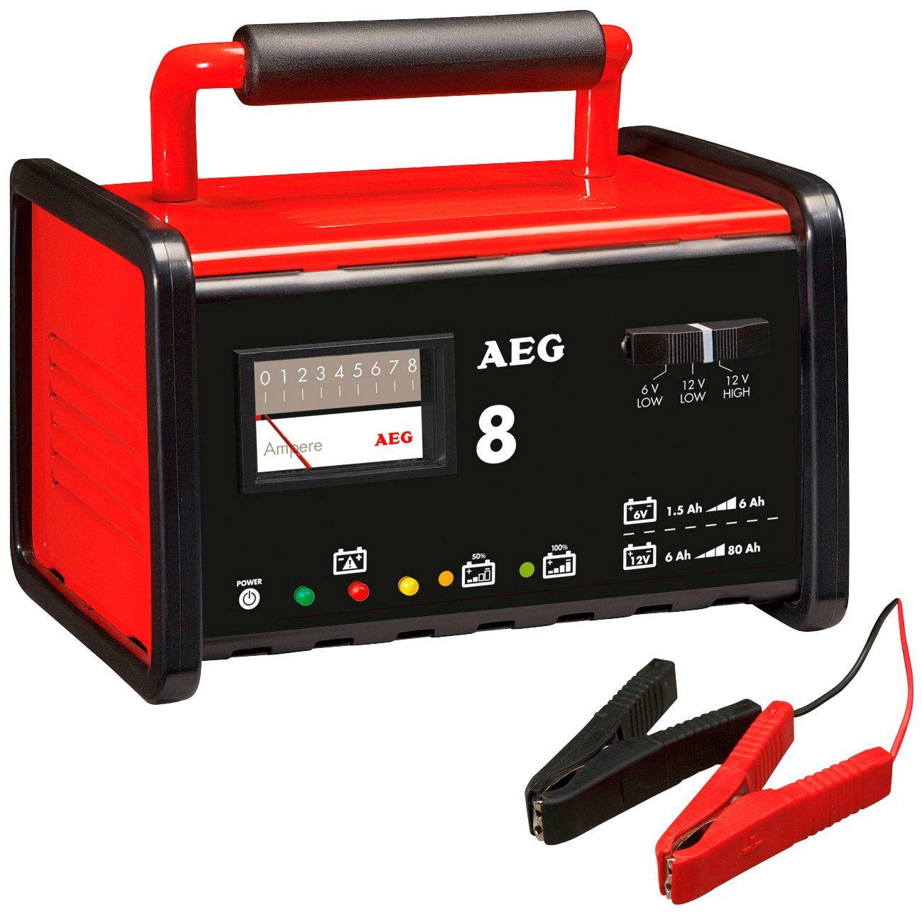 AEG Batterieladegerät »WM8«