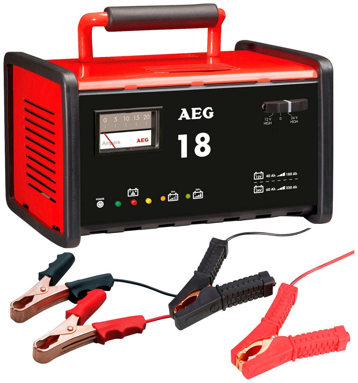 AEG Batterieladegerät »WM18«