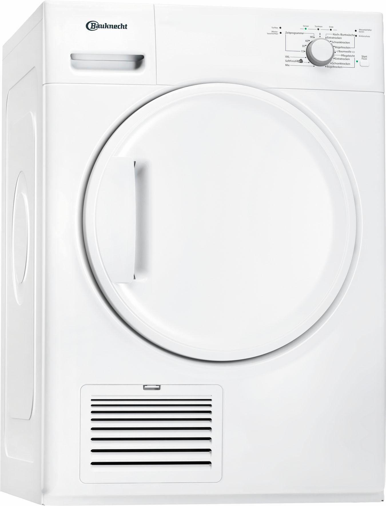 BAUKNECHT Wärmepumpentrockner TK Plus 7A1SD, 7 kg