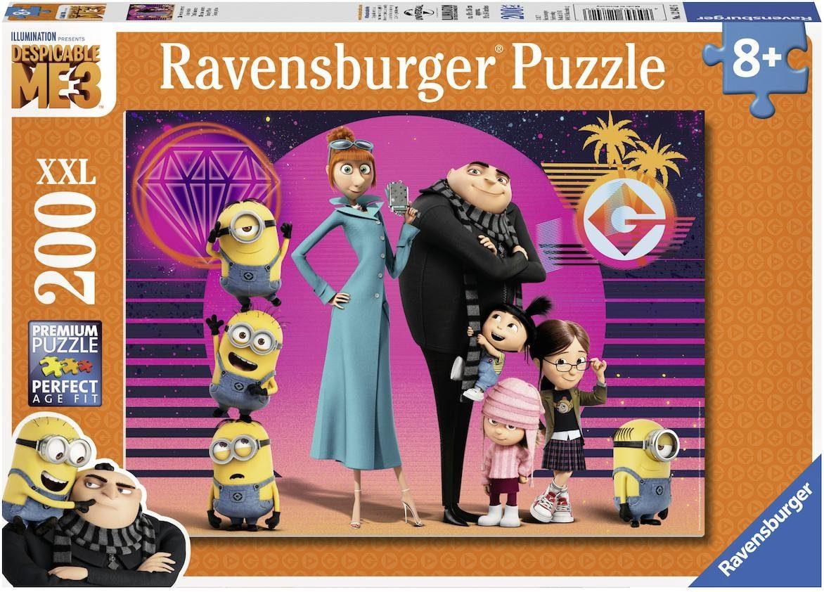 Ravensburger Puzzle, 200 XXL Teile, »Alle wieder vereint«