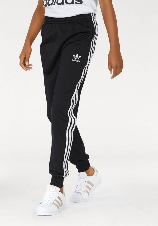 adidas originals trainingshose j sst pants f r jungs. Black Bedroom Furniture Sets. Home Design Ideas