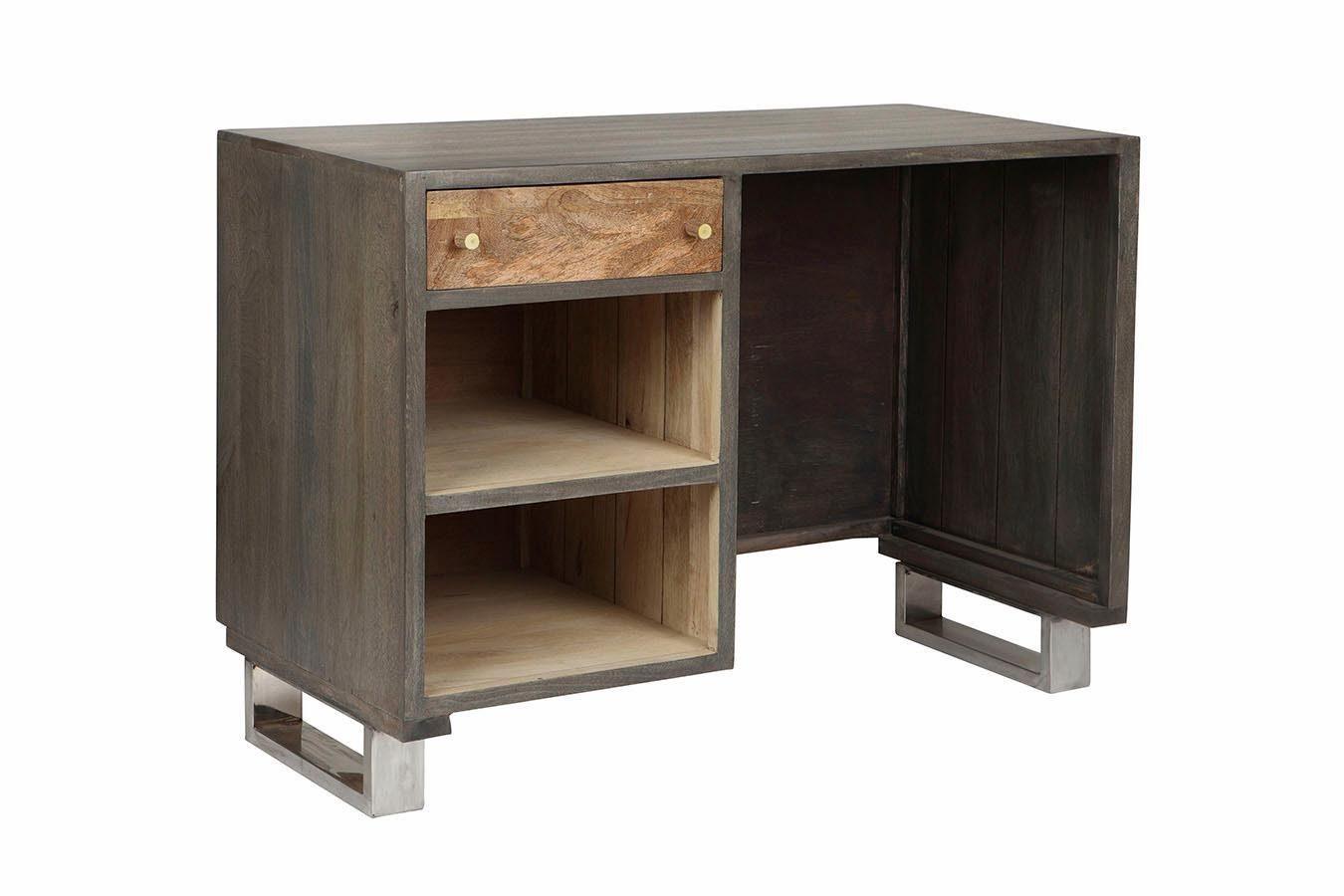 The Wood Times Schreibtisch »Texas«, Breite 118 cm