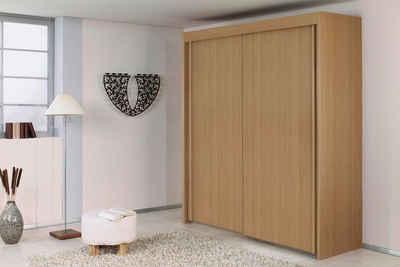 Kleiderschrank online kaufen » Schlafzimmerschrank | OTTO | {Spiegel kleiderschrank mit schiebetüren 73}