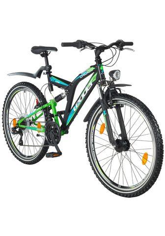 LEADER Universalus dviratis »Chicago« 21 Gäng...