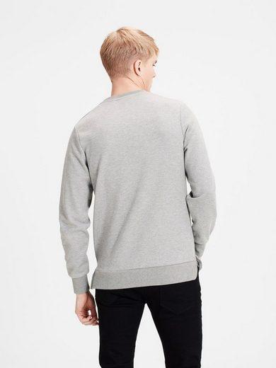 Jack & Jones Slim-Fit-Grafik-Sweatshirt