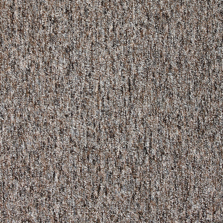 ANDIAMO Teppichboden »Gambia braun-grau«, Breite 500 cm