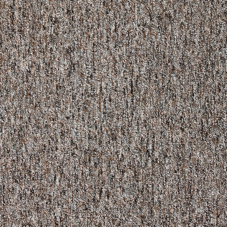 ANDIAMO Teppichboden »Gambia braun-grau«, Breite 400 cm