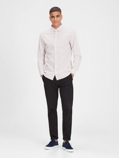 Jack & Jones Formal, Cut Into Narrow Passform Long-sleeved Shirt