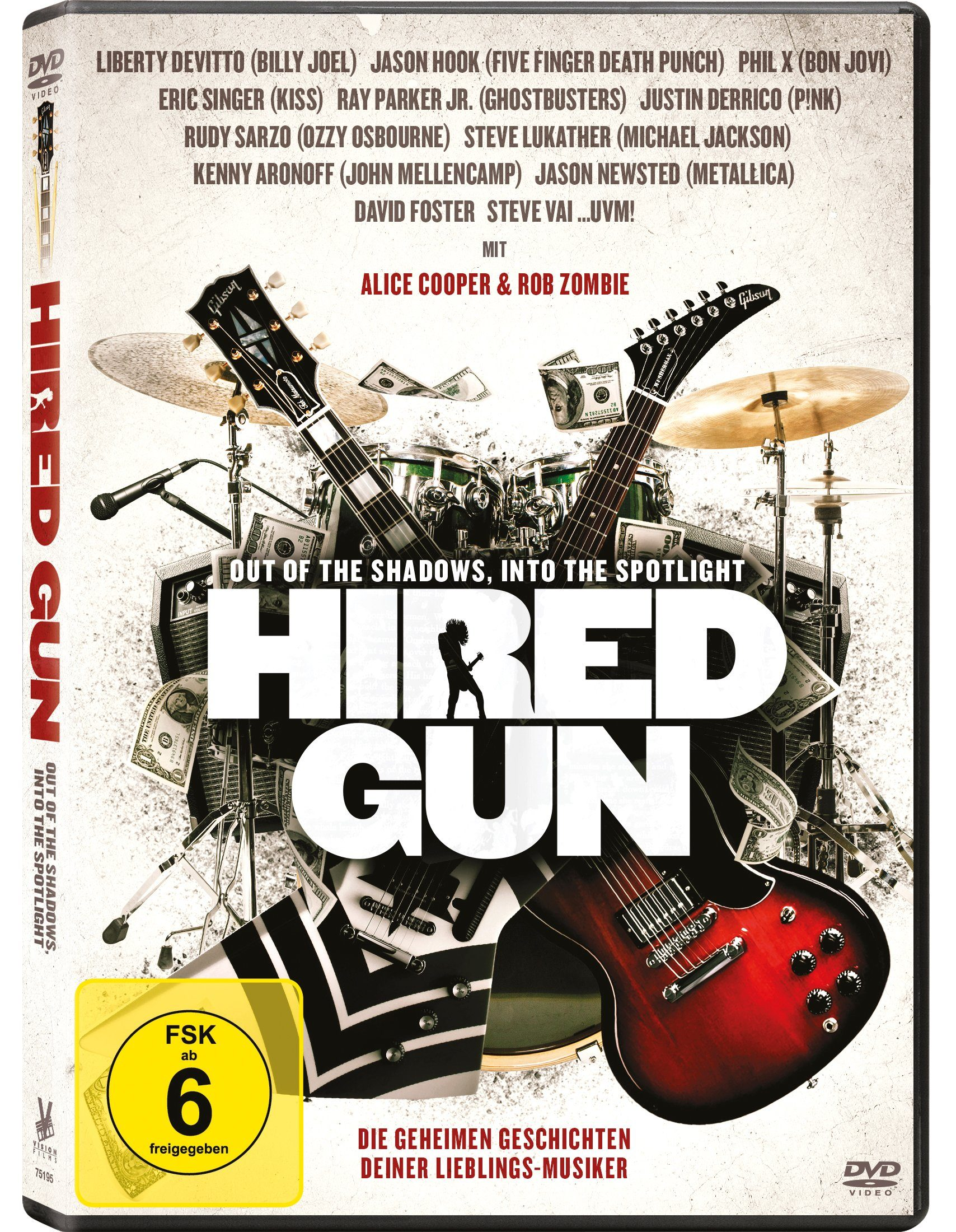 Sony Pictures DVD »Hired Gun«