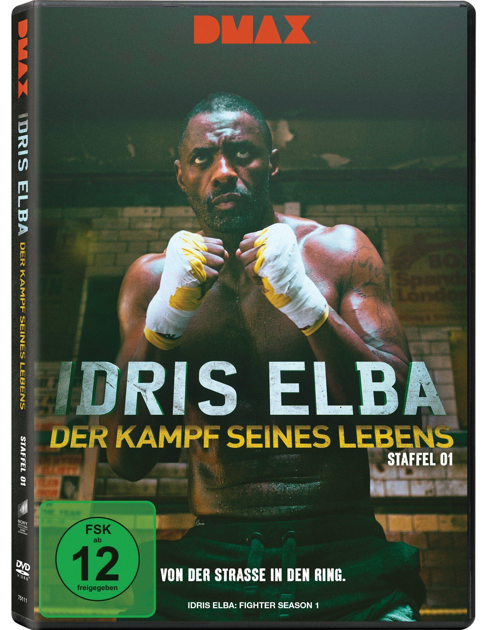 Sony Pictures DVD »Idris Elba - Der Kampf seines Lebens«