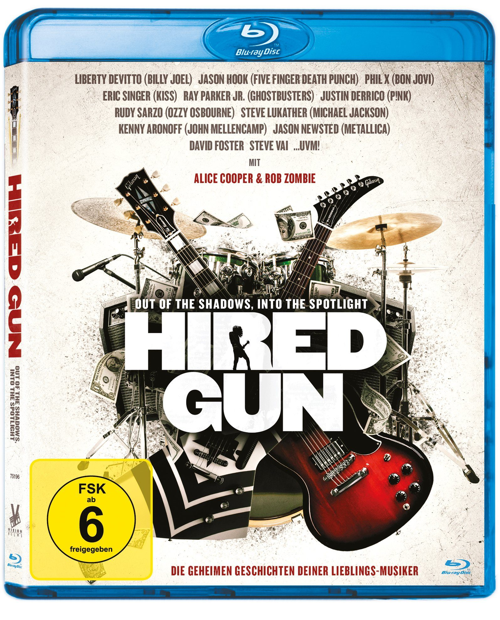 Sony Pictures Blu-ray »Hired Gun«