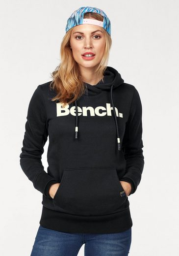 Bench Performance Kapuzensweatshirt HER. CORP PRINT HOODY