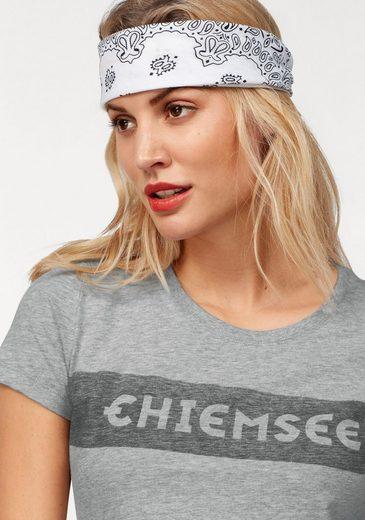 Chiemsee T-Shirt, GOTS (Shirt Global Organic Textile Standard zertifiziert)