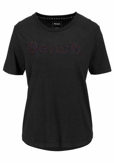 Bench Performance T-Shirt CORP LOGO TEE
