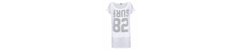 Chiemsee Shirtkleid, GOTS (Shirtdress ist Global Organic Textile Standard zertifiziert)