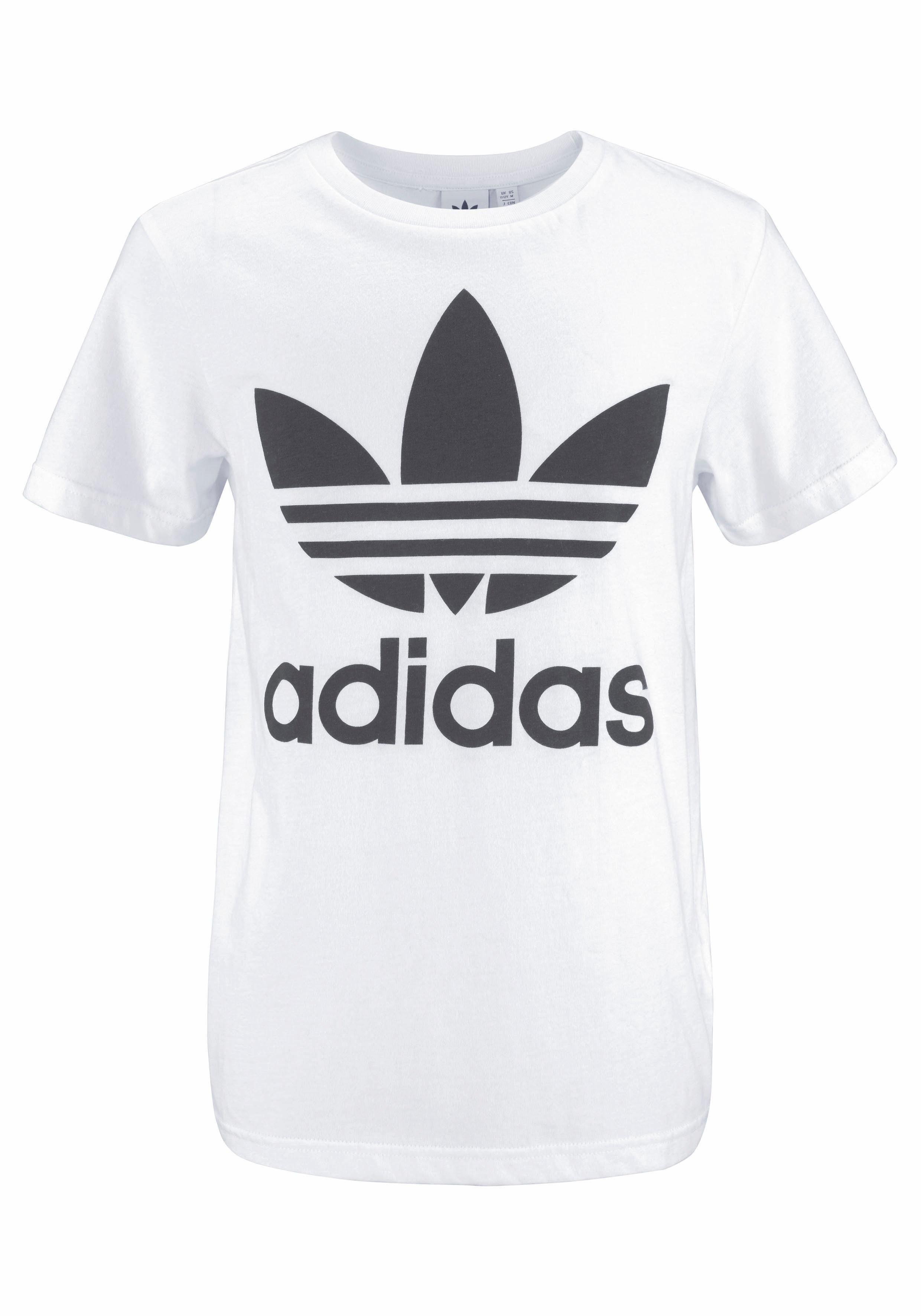adidas shirt schwarz mädchen