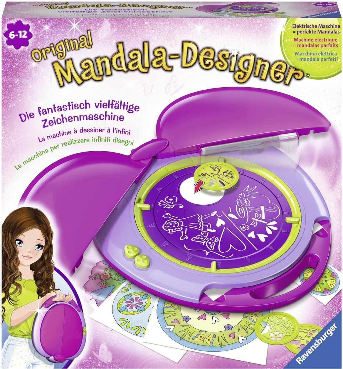 Ravensburger Kreativset, »Mandala-Designer® Maschine«