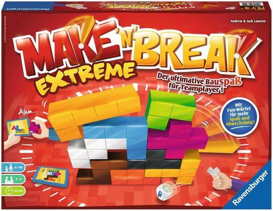 Ravensburger Spiel, »Make 'n' Break Extreme«, Made in Europe, FSC® - schützt Wald - weltweit