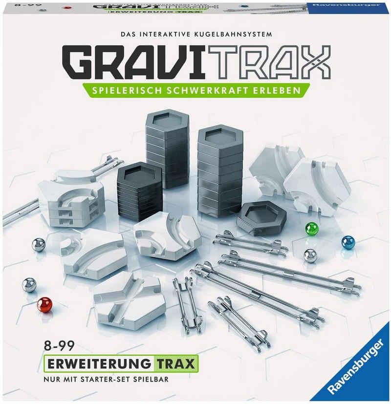 Ravensburger Kugelbahn-Bausatz »GraviTrax® Erweiterung Trax«, (Set), Made in Europe, FSC® - schützt Wald - weltweit