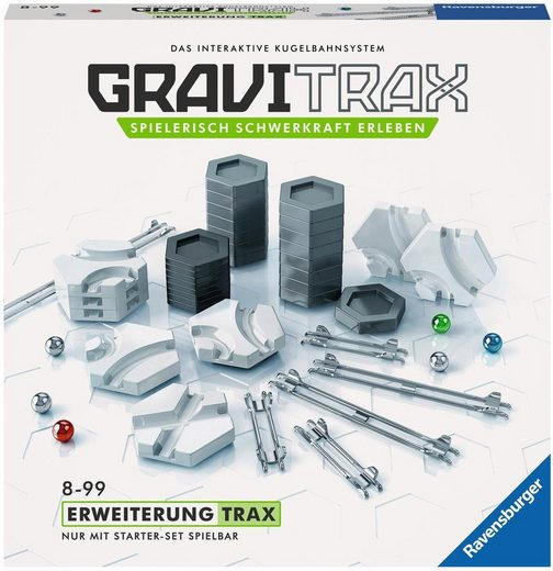 Ravensburger Kugelbahn »GraviTrax Erweiterung Trax«, (Set), Made in Europe