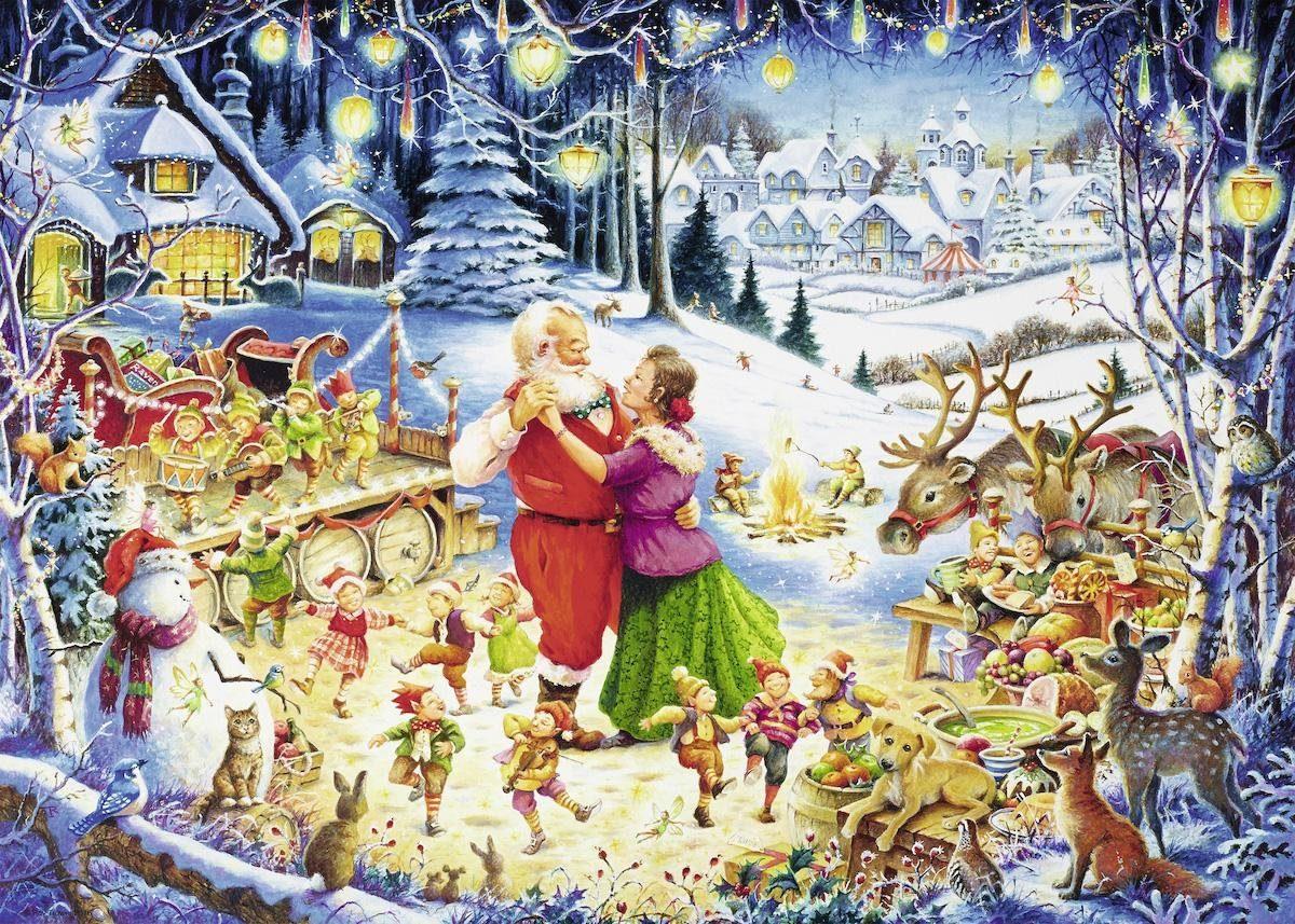 Ravensburger Puzzle, 1000 Teile, »Das Fest der Feste«