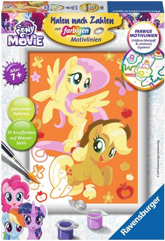 Ravensburger Malen nach Zahlen, »My Little Pony: Freundschaft und Abenteuer«