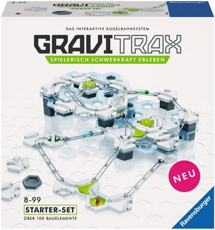 Ravensburger Starterpaket Kugelbahn, »GraviTrax® Starterset«