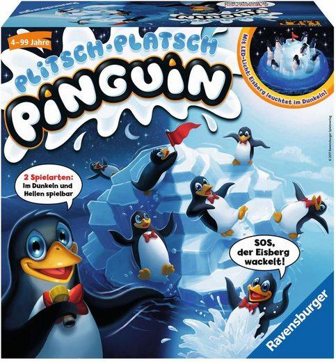 Ravensburger Spiel, »Plitsch Platsch Pinguin«, Made in Germany, FSC® - schützt Wald - weltweit