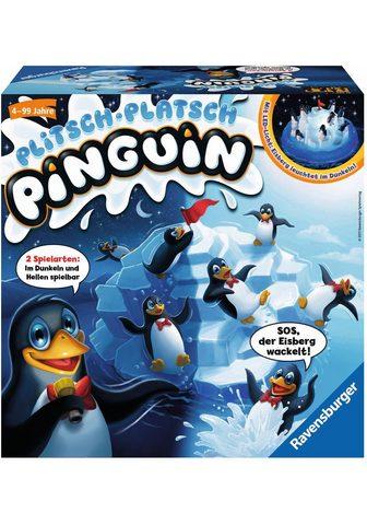 """RAVENSBURGER Spiel """"Plitsch Platsch Pinguin&qu..."""